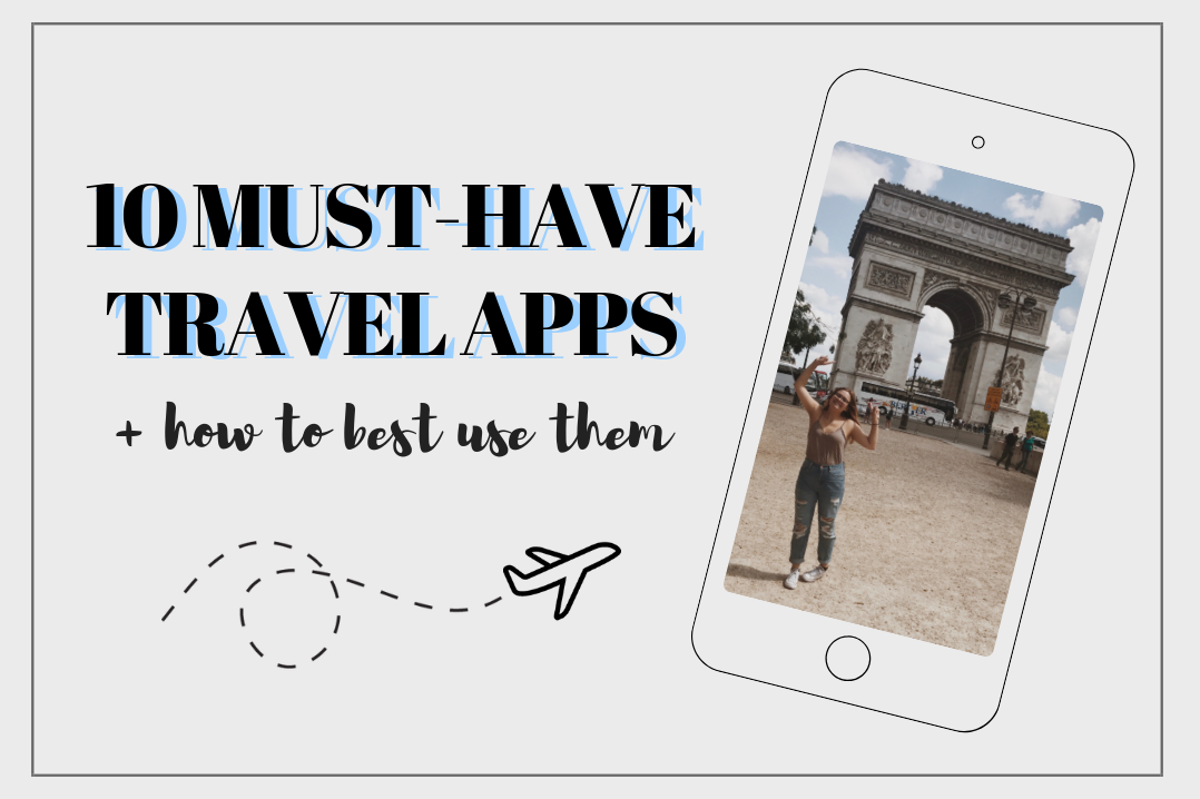 10 Must-Have Travel Apps